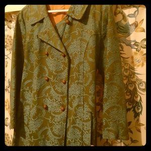Vintage Montgomery ward coat.